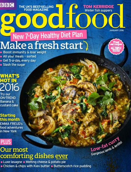 BBC Good Food December 30, 2015 00:00