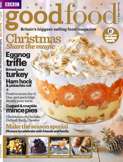 BBC Good Food October 28, 2016 00:00