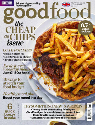 BBC Good Food February 2018