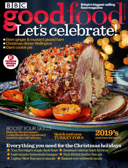 BBC Good Food December 06, 2018 00:00