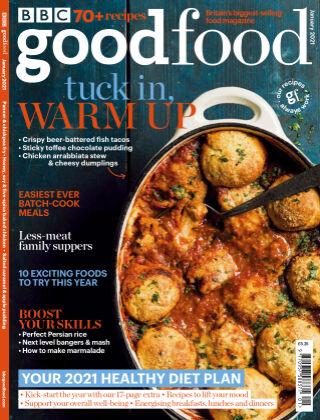 BBC Good Food January2021