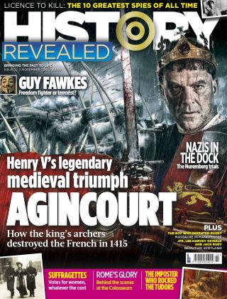 History Revealed Nov 2015