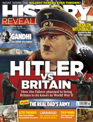 History Revealed Feb 2016