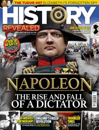 History Revealed July 2017