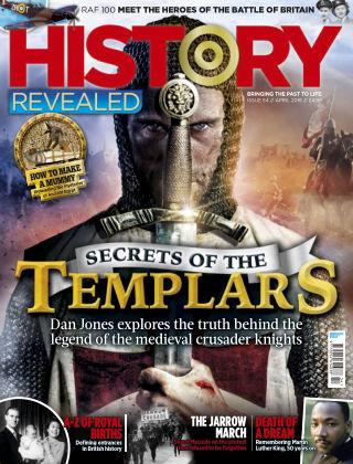 History Revealed April 2018