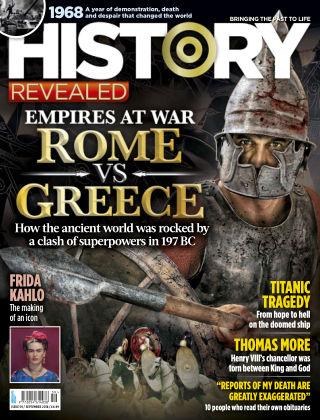 History Revealed September 2018