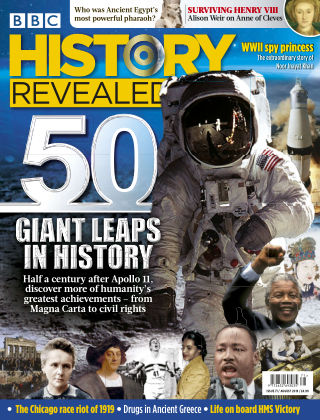 History Revealed August2019
