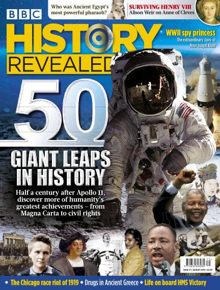 History Revealed July 11, 2019 00:00