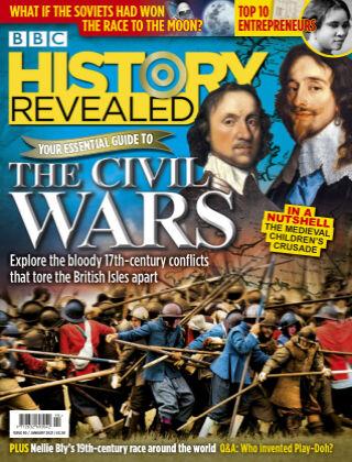 History Revealed January2021