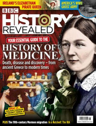 History Revealed February2021