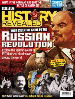 History Revealed April2021