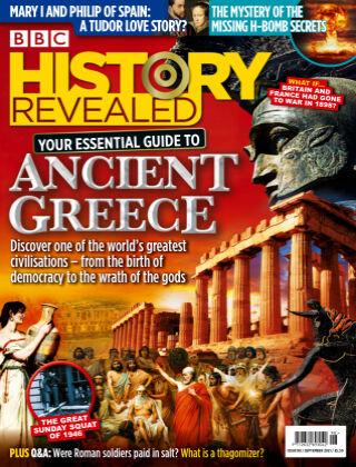 History Revealed September2021