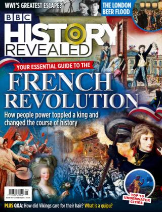 History Revealed October2021