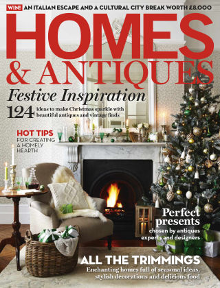 Homes & Antiques December 2014