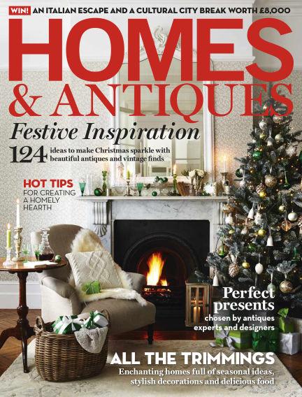 Homes & Antiques November 03, 2014 00:00