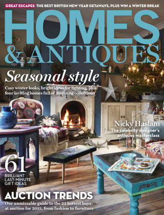 Homes & Antiques Jan 2014