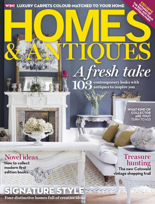 Homes & Antiques February 2015