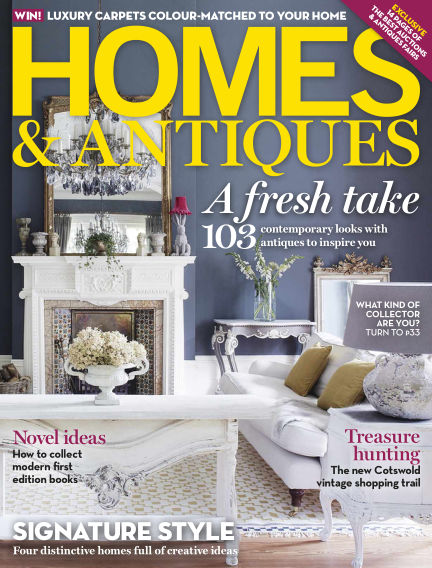 Homes & Antiques January 05, 2015 00:00