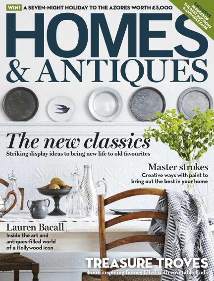 Homes & Antiques February 05, 2015 00:00