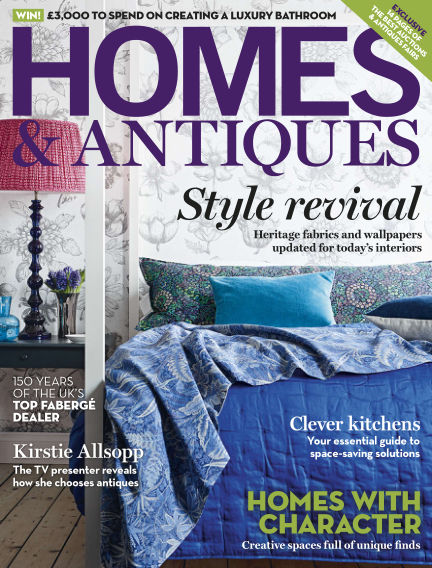 Homes & Antiques March 05, 2015 00:00