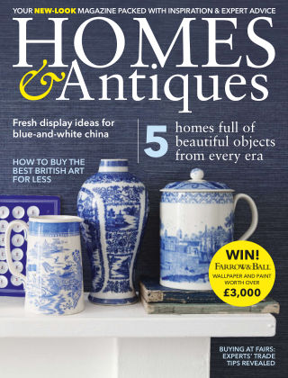 Homes & Antiques May 2015