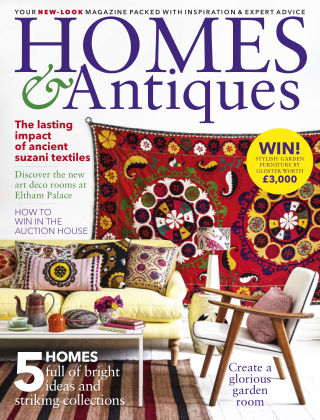 Homes & Antiques June 2015