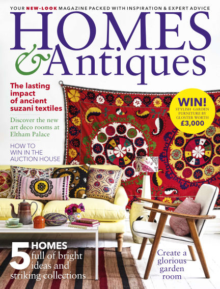 Homes & Antiques May 06, 2015 00:00