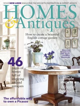 Homes & Antiques July 2015