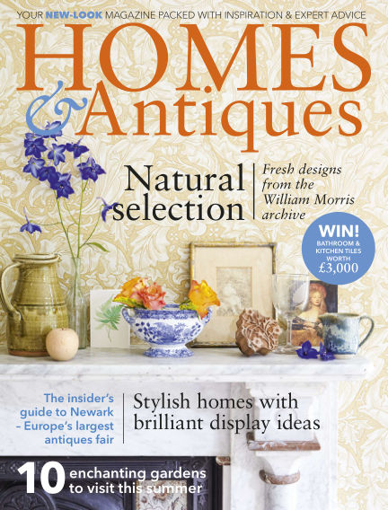 Homes & Antiques June 25, 2015 00:00