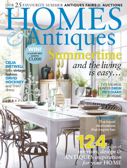 Homes & Antiques July 23, 2015 00:00