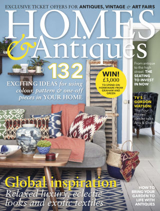 Homes & Antiques September 2015