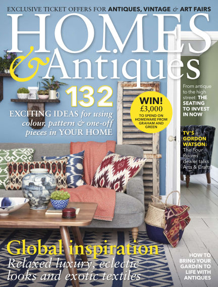 Homes & Antiques August 20, 2015 00:00