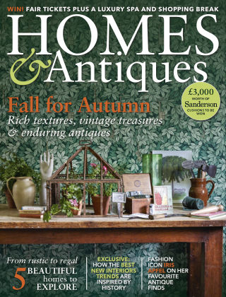 Homes & Antiques October 2015