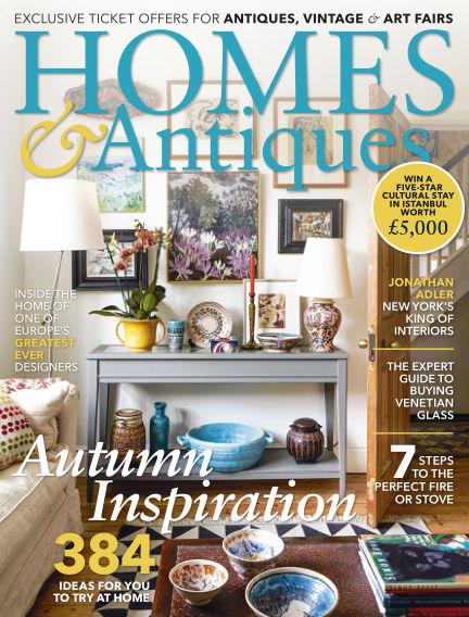 Homes & Antiques October 15, 2015 00:00