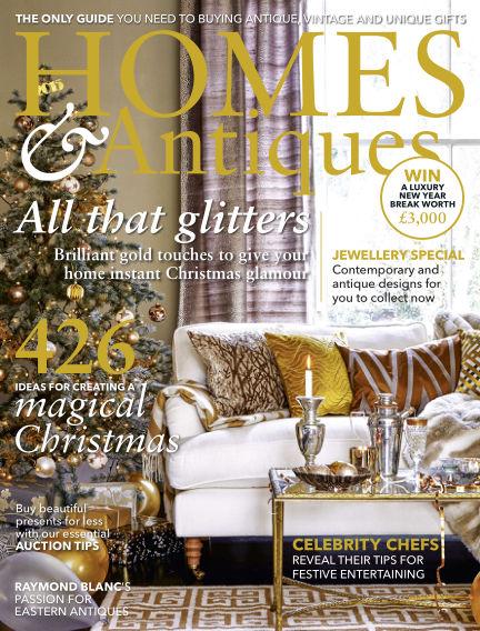 Homes & Antiques November 12, 2015 00:00