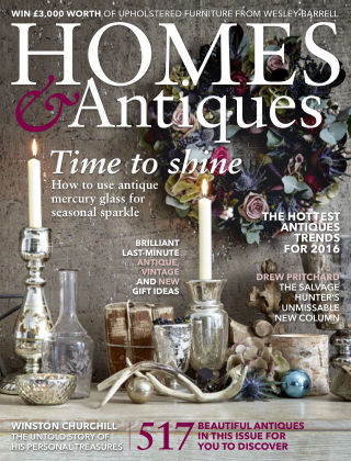 Homes & Antiques January 2016