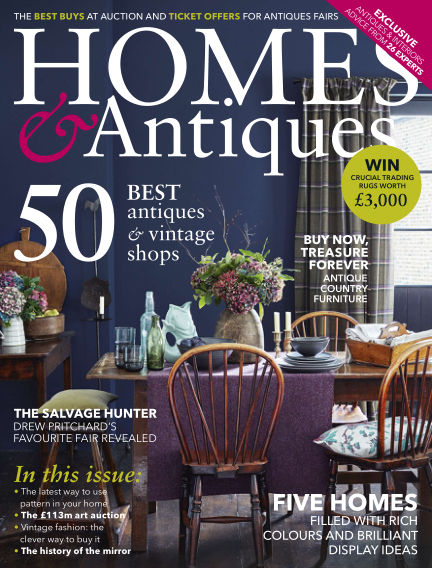 Homes & Antiques January 11, 2016 00:00