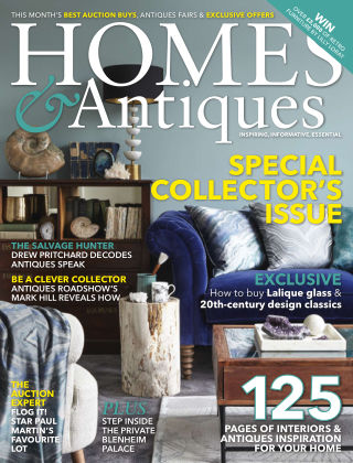 Homes & Antiques March 2016