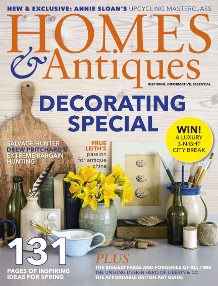 Homes & Antiques March 03, 2016 00:00