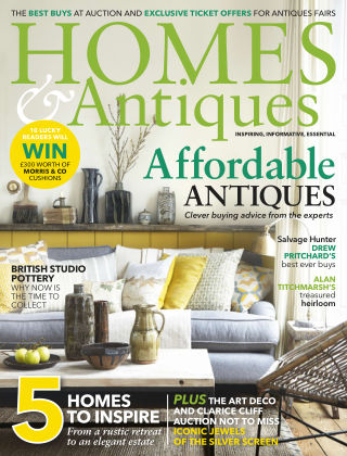 Homes & Antiques May 2016