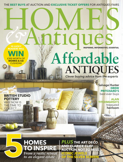 Homes & Antiques March 31, 2016 00:00
