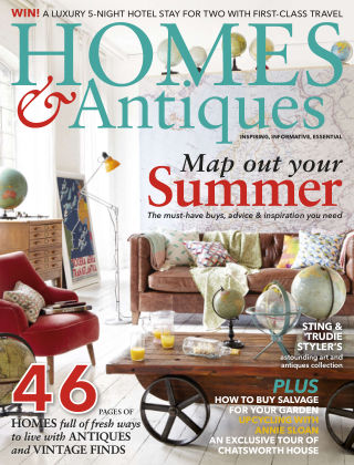 Homes & Antiques June 2016