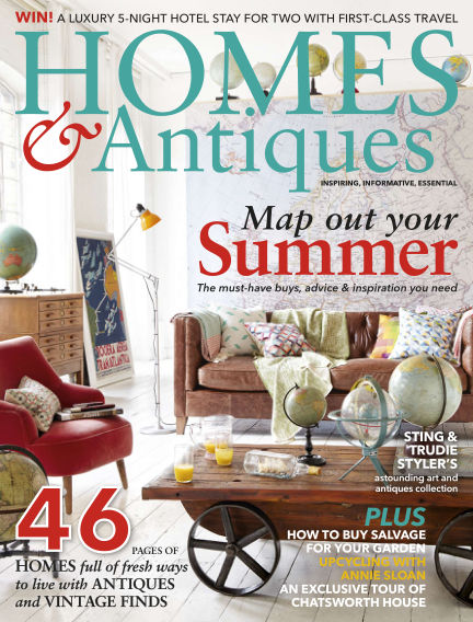 Homes & Antiques May 05, 2016 00:00
