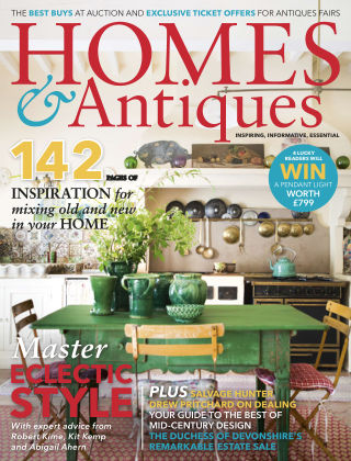 Homes & Antiques July 2016