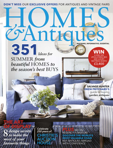 Homes & Antiques July 06, 2016 00:00