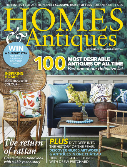 Homes & Antiques August 05, 2016 00:00