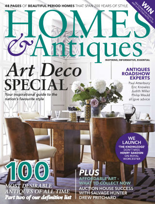 Homes & Antiques October 2016