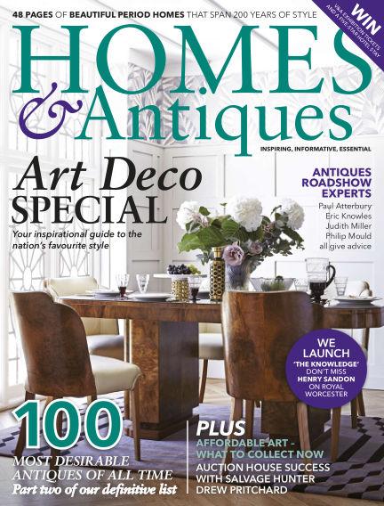 Homes & Antiques September 07, 2016 00:00