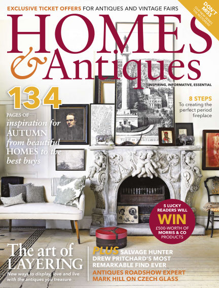 Homes & Antiques October 06, 2016 00:00