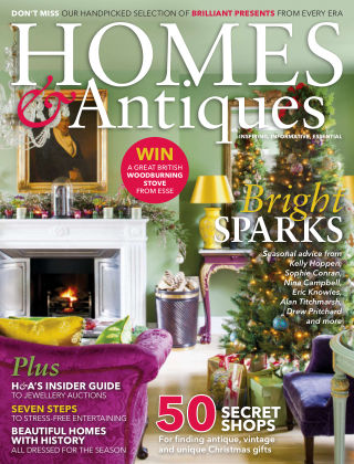 Homes & Antiques December 2016